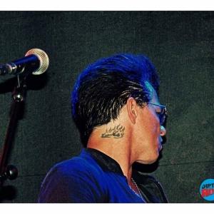 Mike Farris y sus Fortunate Few recuerda a todos sus héroes musicales en Valencia.5