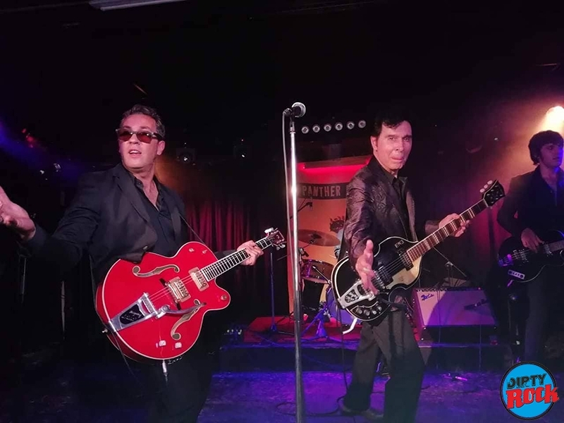 Tav Falco's Panther Burns presentó nuevo disco Cabaret of Daggers3