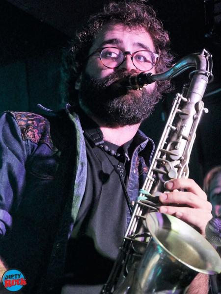 Del Toro Blues Band Drunk karakoke 2018.10