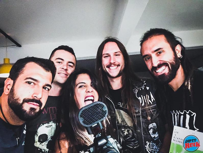 Desertfest Bélgica 2018. Adal García