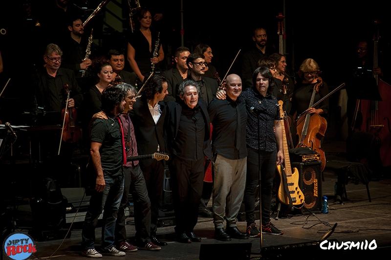 Miguel Ríos Symphonic Ríos 2018.