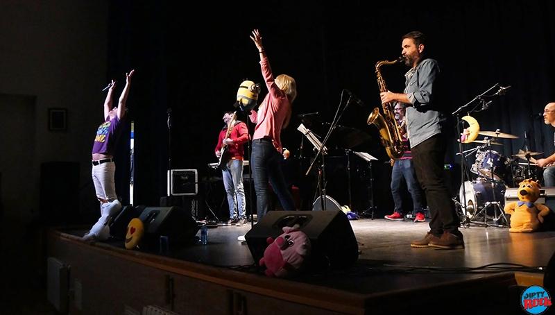 Jazz For Children Madrid Moratalaz 2018 Noa Lur.6