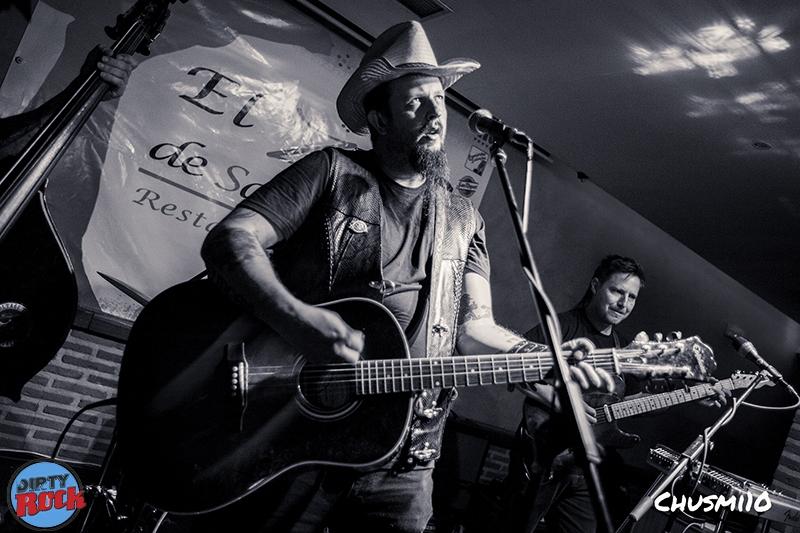 Bob Wayne conciertos Salvajes 2018