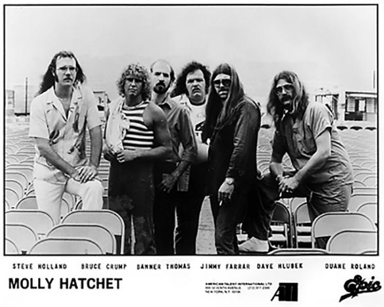 Adiós a Jimmy Farrar, cantante de Molly Hatchet