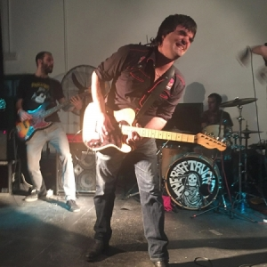The Riff Truckers Small Town Over the Edge 2018.2