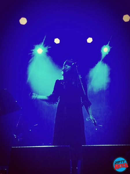 Cat Power en Barcelona Sentido y Sensibilidad 2018