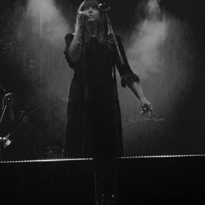 Cat Power en Barcelona Sentido y Sensibilidad 2018.