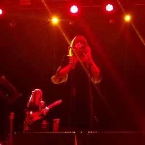 Cat Power en Barcelona Sentido y Sensibilidad 2018.2