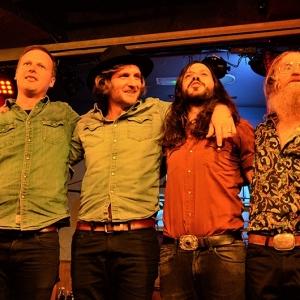 Jawbone (Marcus Bonfanti y Paddy Milner) presentaron su nuevo disco en Madrid