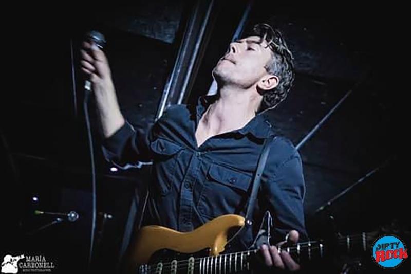 Luke Winslow-King Blue Mesa Valencia.