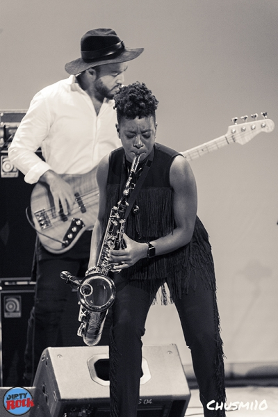 YolanDa Brown Jazz Palencia 2018.1