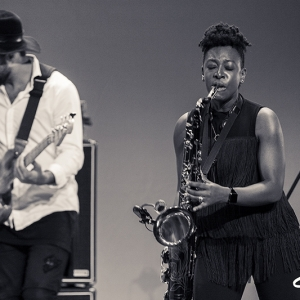 YolanDa Brown Jazz Palencia 2018.