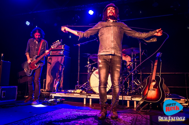 The Magpie Salute Barcelona 2018 crónica.1