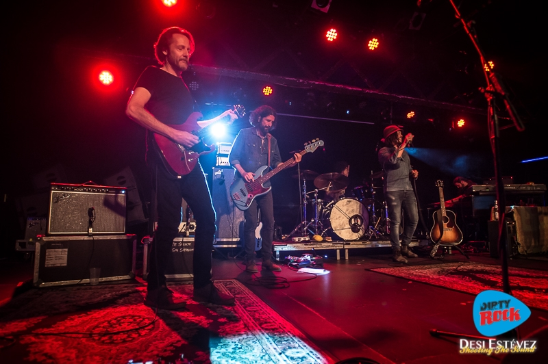 The Magpie Salute Barcelona 2018 crónica