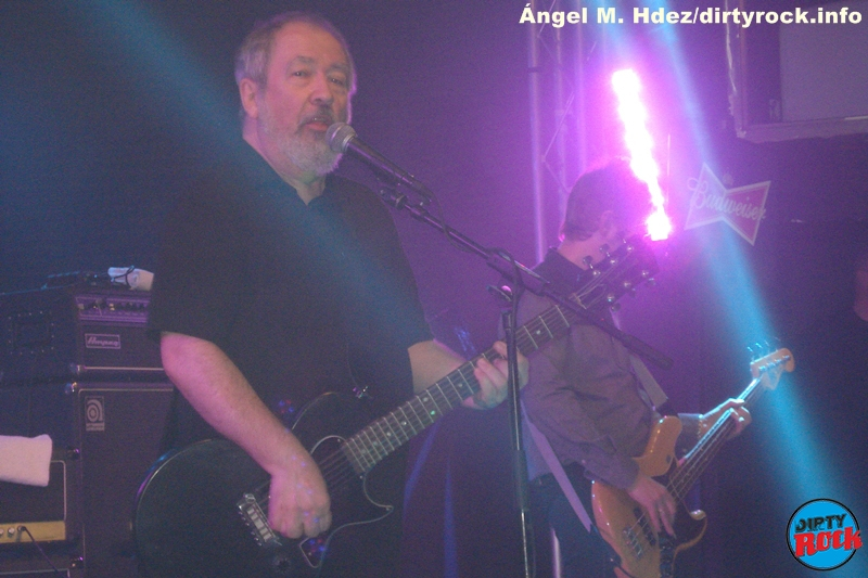Adiós al Buzzcocks, Pete Shelley 2018
