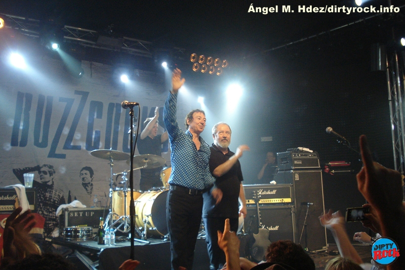 Adiós al Buzzcocks, Pete Shelley RIP