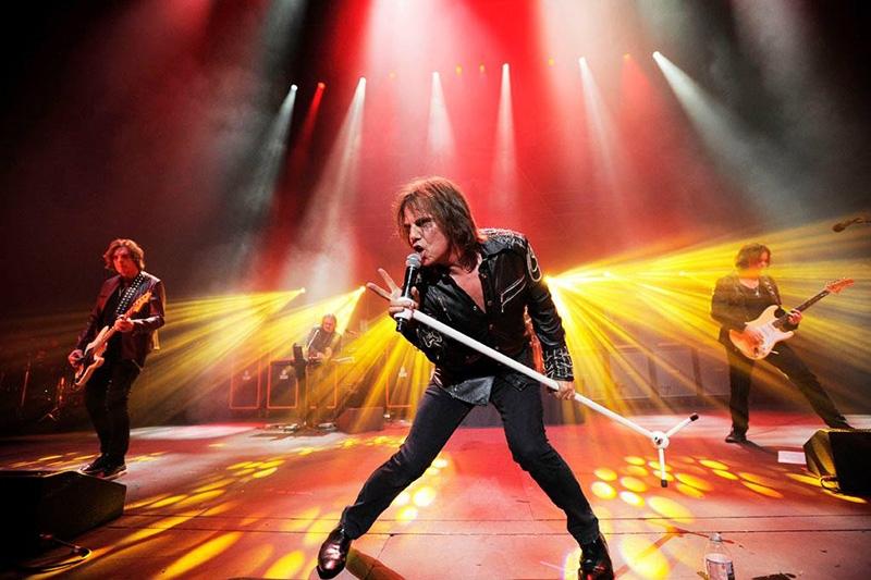 Europe anuncian conciertos en Málaga, Gran Canaria y Tenerife 2019