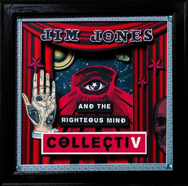 Gira española de Jim Jones and The Righteous Mind para presentar CollectiV