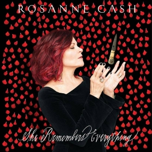 Rosanne Cash  publica nuevo disco, She Remembers Everything