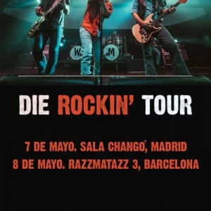Whiskey Myers en Barcelona y Madrid mayo 2019