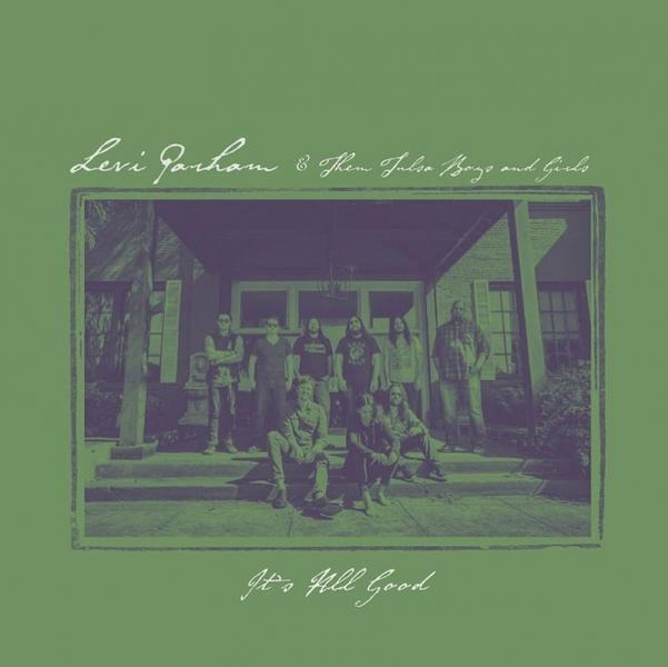 Nuevo disco y gira de Levi Parham presentando It's All Good 2019