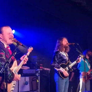 The Sheepdogs Barcelona 2018