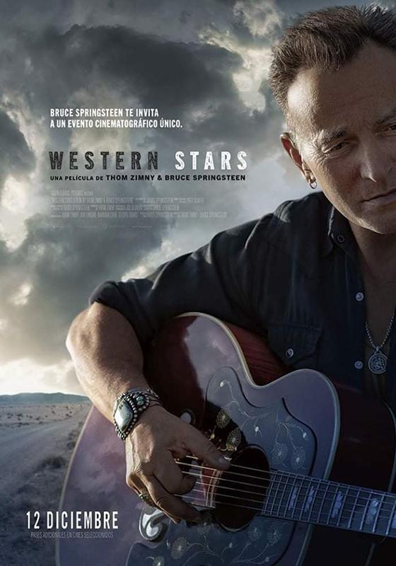 Estreno En España Del Documental Western Stars De Bruce Springsteen Dirty Rock Magazine