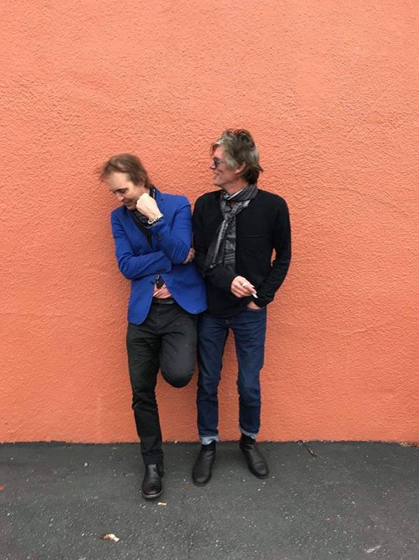 Gira Chuck Prophet & Charlie Sexton 2019 Rolling Stones Some Girls.1