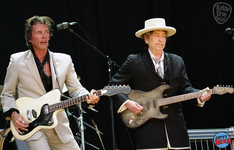 Gira Chuck Prophet y Charlie Sexton 2019 Rolling Stones