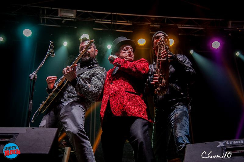 La Orquesta Mondragón Pingüinos fest 2019.7