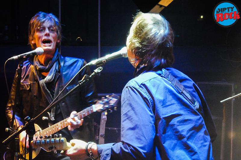 Charlie Sexton y Chuck Prophet en Madrid 2019