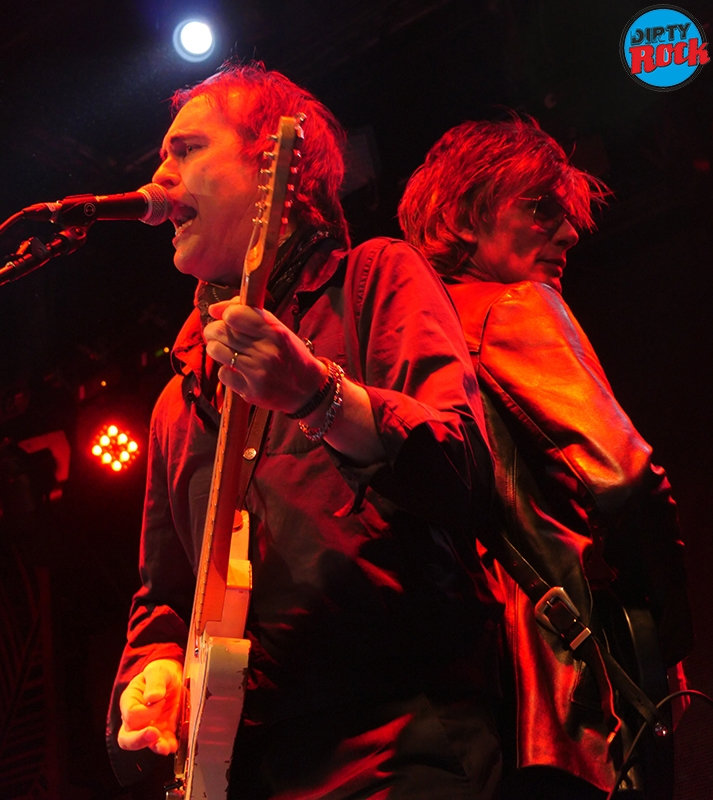 Chuck Prophet y Charlie Sexton Madrid