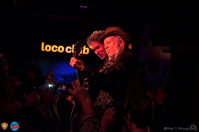 Elliott Murphy y Olivier Durand presentaron Prodigal Son.5