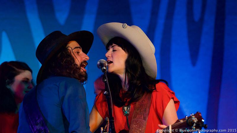 Álex Muñoz Huercasa Country Festival con Nikki Lane