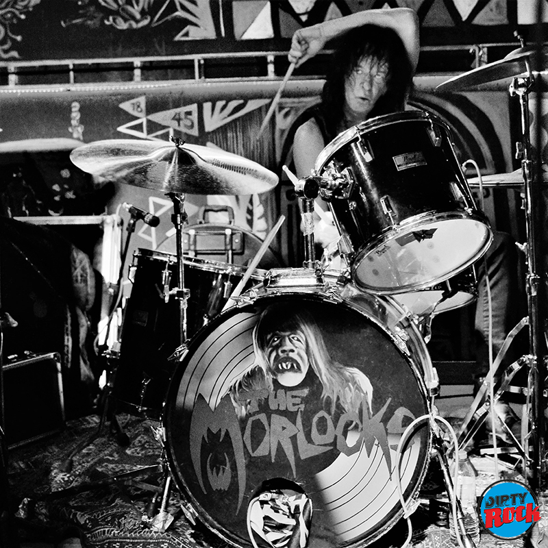 The Morlocks presentaron en Madrid su nuevo disco, Bring On The Mesmeric Condition.2