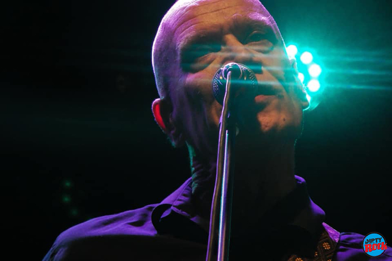 Wilko Johnson Madrid 2019.3