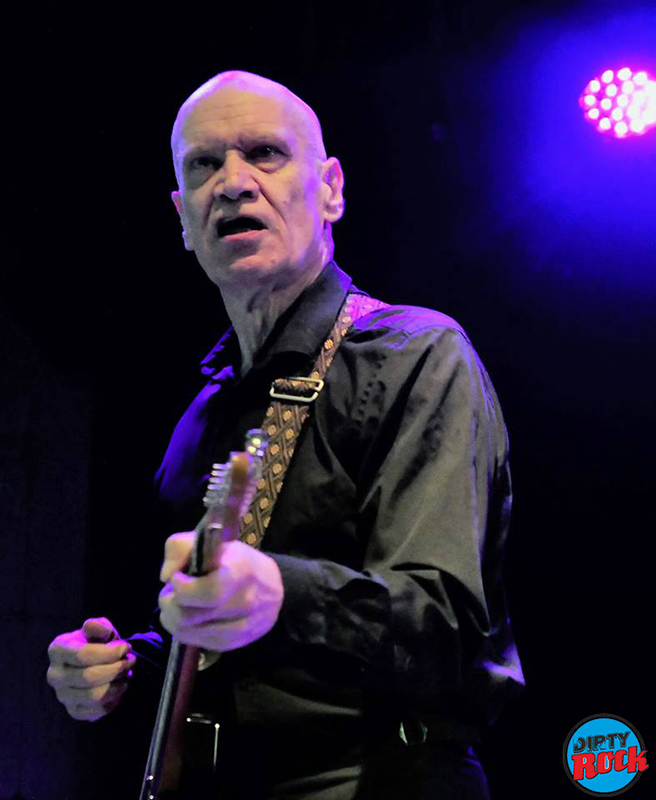 Wilko Johnson Madrid 2019