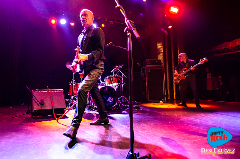 Wilko Johnson Apolo Barcelona 2019