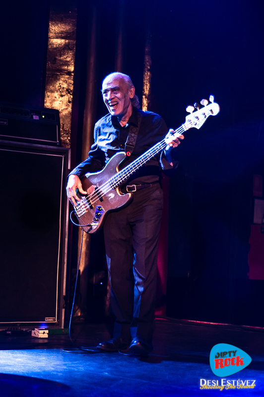 Wilko Johnson Barcelona 2019.