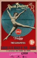 20 aniversario de Chocolate Sexy con The Cassavetes y Los Tragos 2019