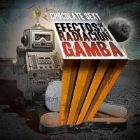 Chocolate Sexy Efectos de la radiación Gamba nuevo disco