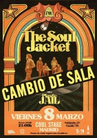 The Soul Jacket Madrid Plastic Jail 2019.
