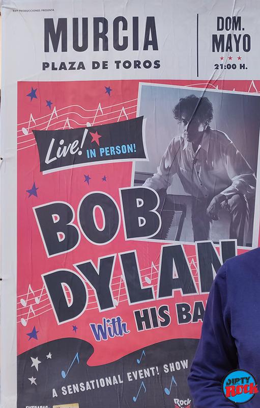 Bob-Dylan-crónica-Murcia-2019