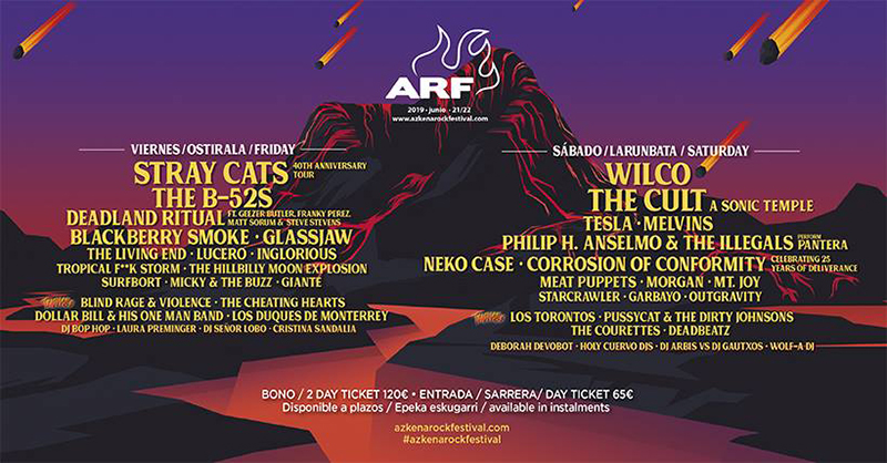 Azkena-Rock-Festival-2019.-Horarios-y-distribución-de-escenarios-2019