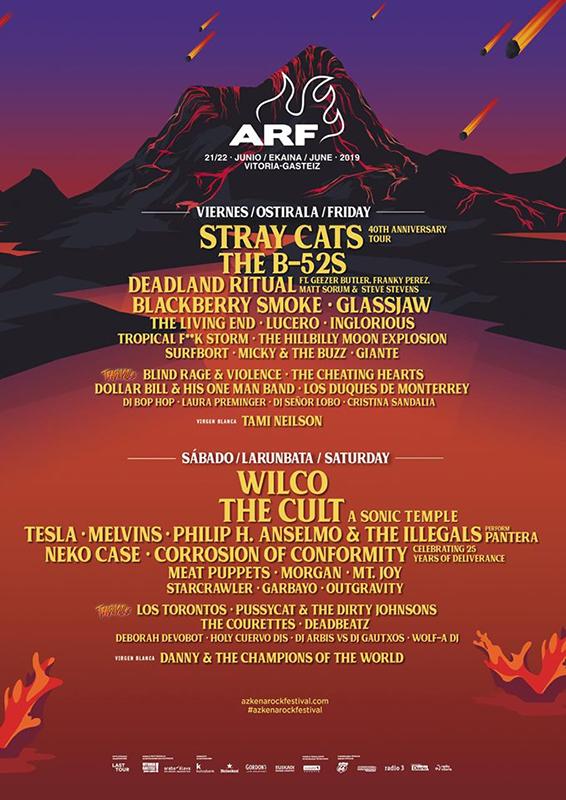 Azkena-Rock-Festival-2019-cartel-completo