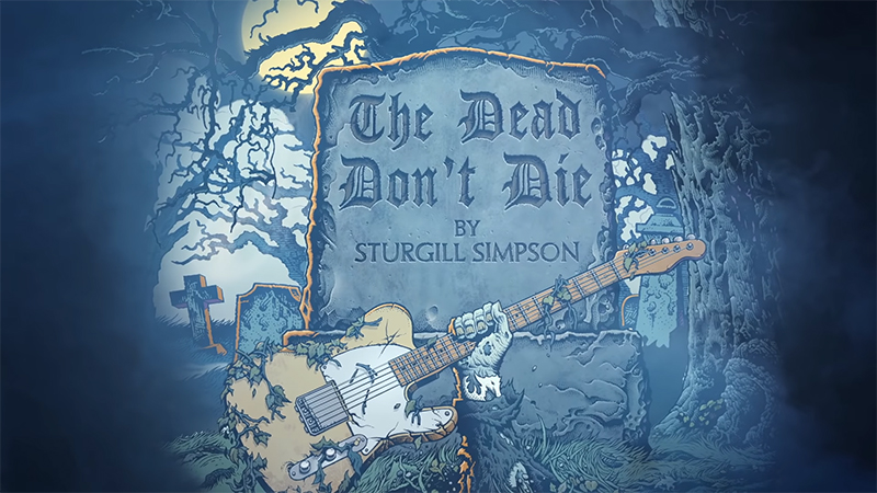 Nueva-canción-de-Sturgill-Simpson-The-Dead-dont-die-2019