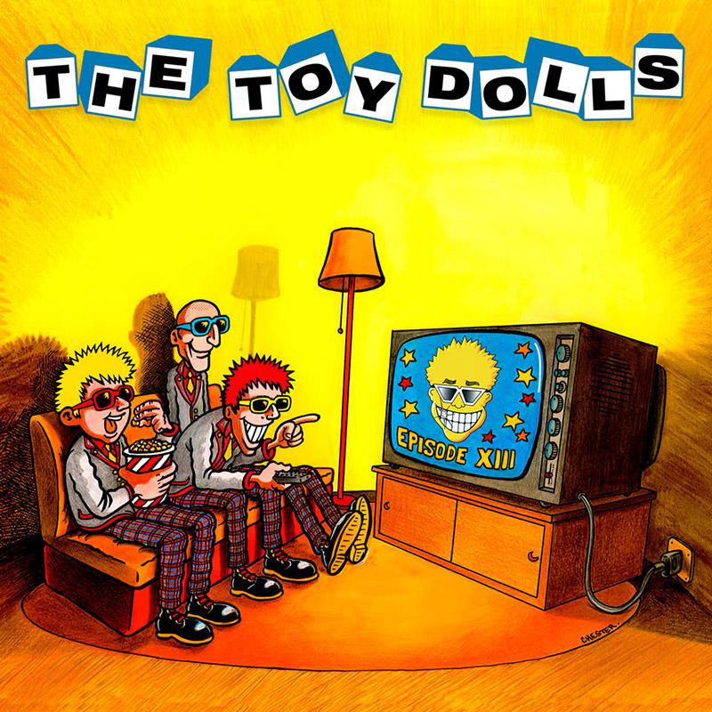 Gira-40º-Aniversario-de-The-Toy-Dolls-presentando-nuevo-disco-EPISODE-XIII