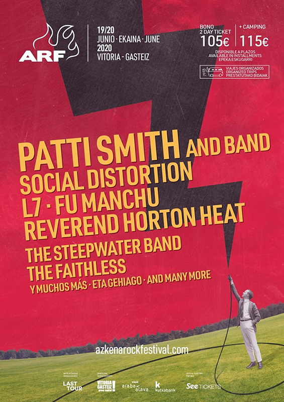 Patti-Smith-cabeza-de-cartel-del-Azkena-Rock-Festival-2020