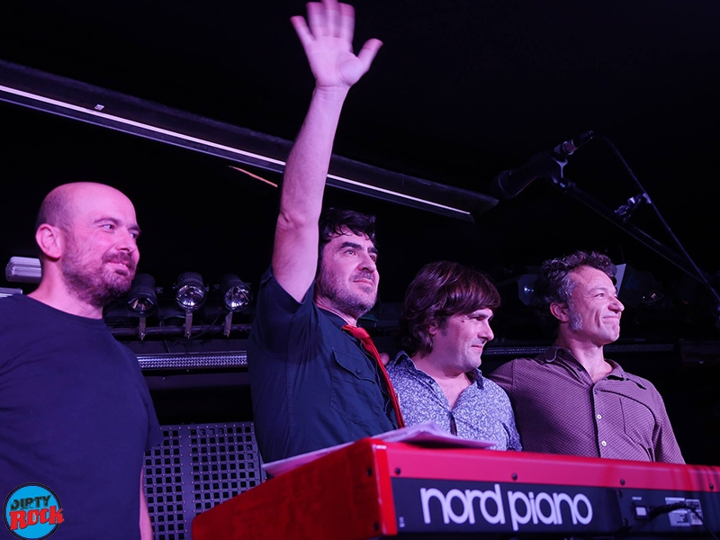 Señor Mostaza Plays Sgt Pepper´s Live Madrid 2017.3