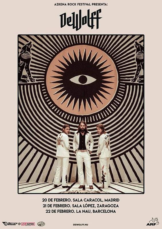 Nuevo-disco-y-gira-de-DeWolff-para-presentar-Tascam-Tapes-2020
